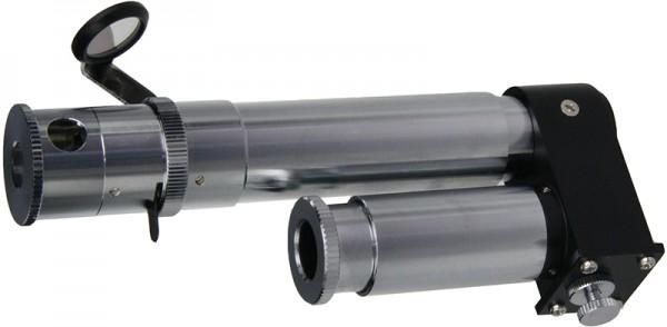 Handspektroskop mit einstellbarem Objektiv