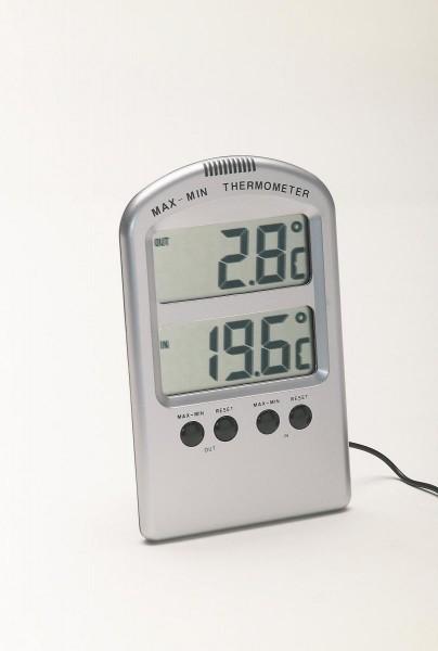 Innen-Außensthermometer
