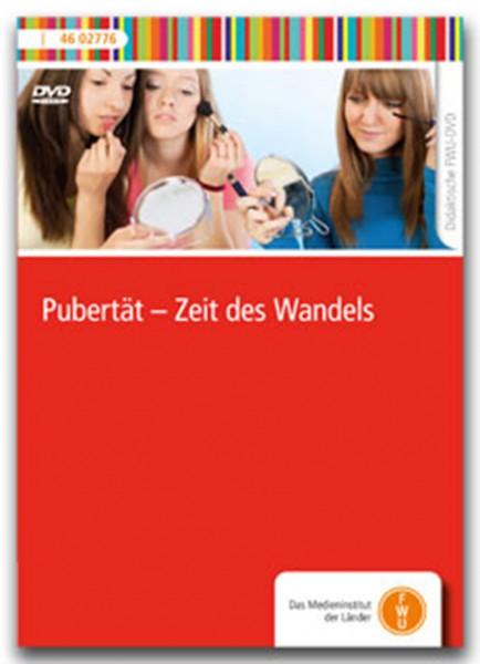 DVD - Pubertät, Zeit des Wandels
