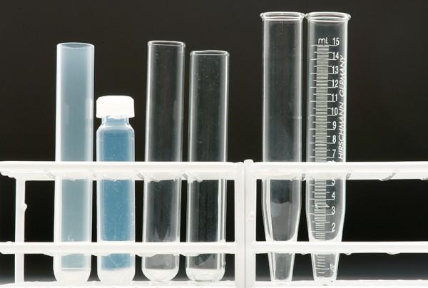 Zentrifugengläser 98x17 mm AR Glas