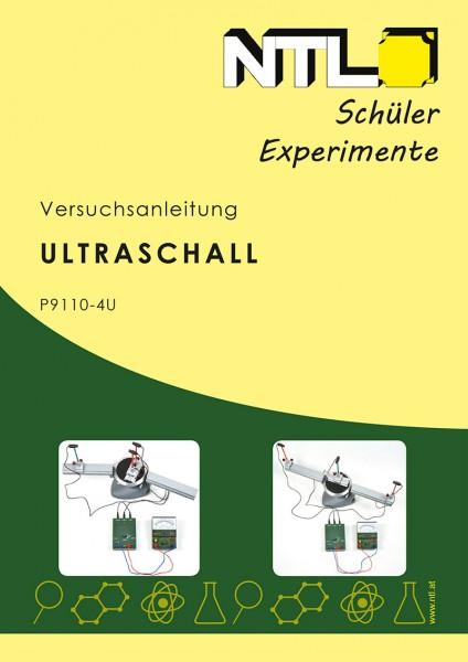 Versuchsanleitung Ultraschall