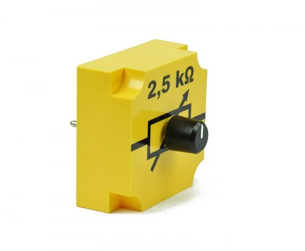 STBD Drehwiderstand 2,5 kOhm, 2 W