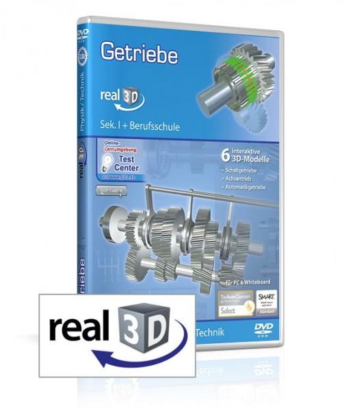 Getriebe Software