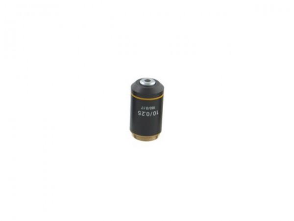 Zubehör zu Mikroskop HPM 100 und HPM 100-LED: Objektiv 10x
