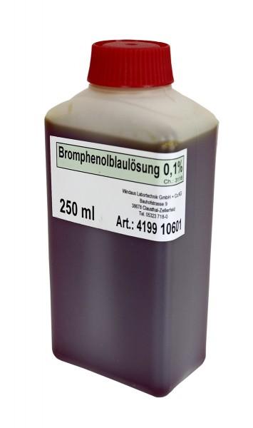 Bromphenolblaulösung