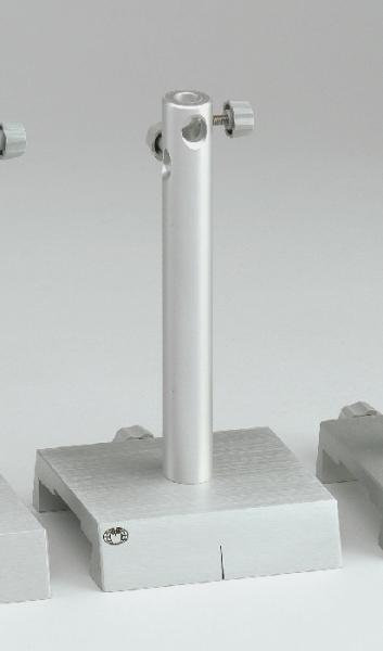 Reiter, H=300 mm, mit 2 Querbohrung
