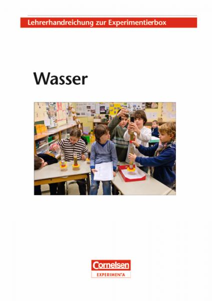 """Lehrerhandreichung """"Wasser"""""""