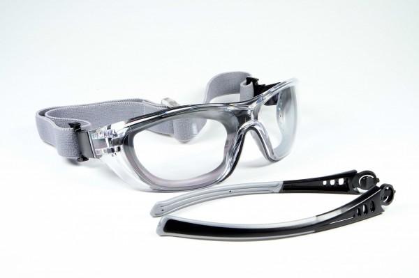 Schutzbrille mit Dualfunktion