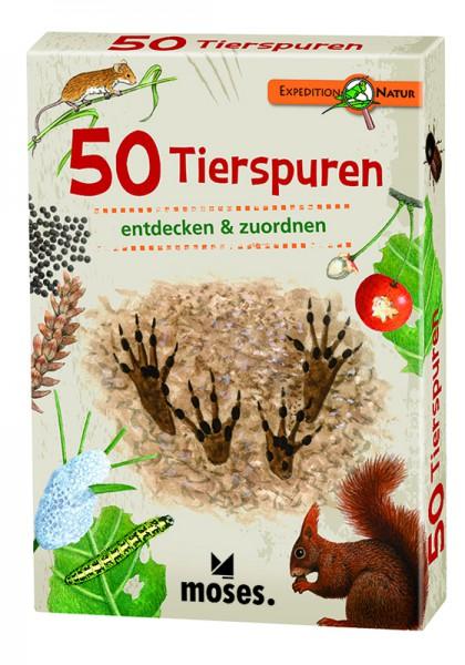 50 Tierspuren