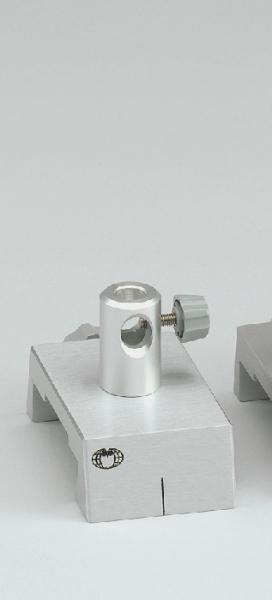 Reiter, H=30 mm, mit 1 Querbohrung