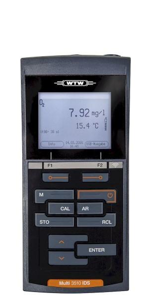 Portables Multiparameter Messgerät Mulit 3510 IDS-SET 4, mit IDS Sauerstoffsensor