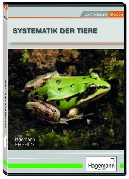 DVD - Systematik der Tiere