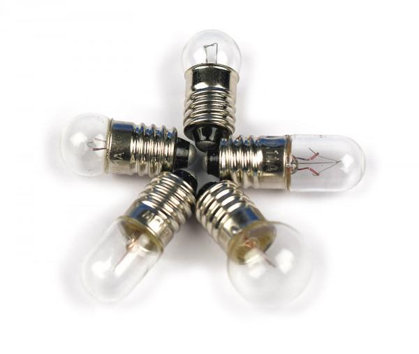 Glühlampe 2,5 V/0,2 A, E10