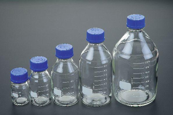 Laborflaschen aus Borosilikatglas