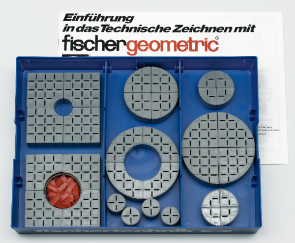 """Lernbaukasten """"fischergeometric 3"""""""