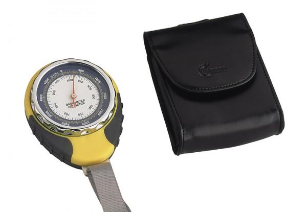 Höhenmesser und Barometer