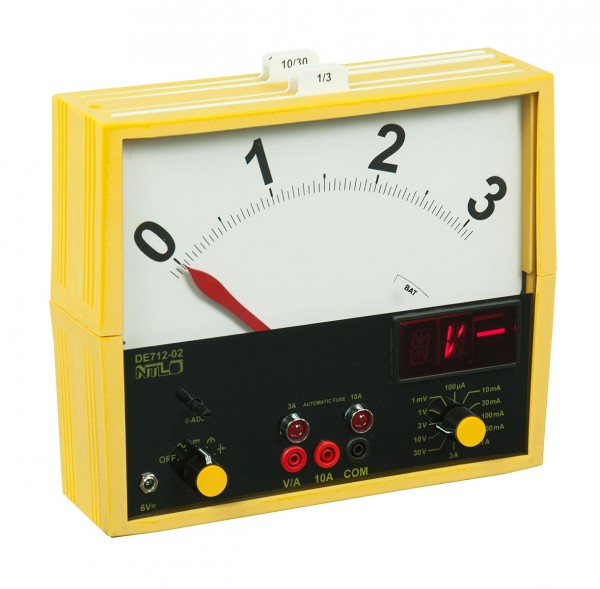 Demo Multimeter