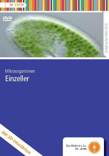 DVD Mikroorganismen - Einzeller