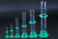 Messzylinder aus Borosilikatglas