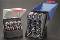 Aufbewahrungsbox für Schutzbrillen