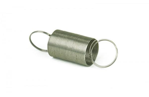 Schraubenfeder 10 N/m, D= ca. 16 mm