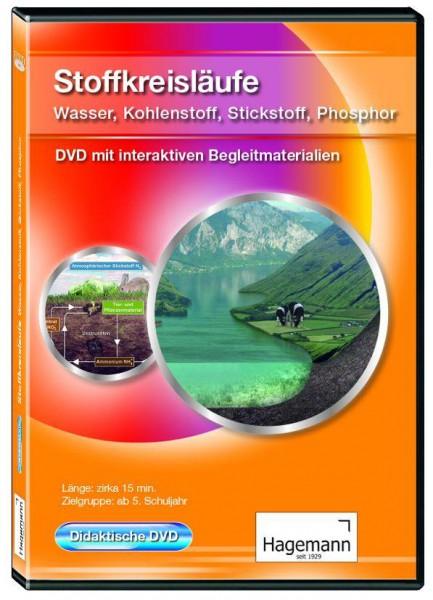 Didaktische DVD - Stoffkreisläufe