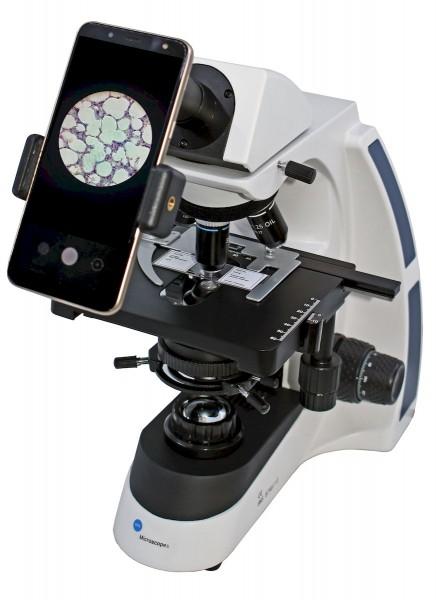 Handy Adapter für Mikroskope