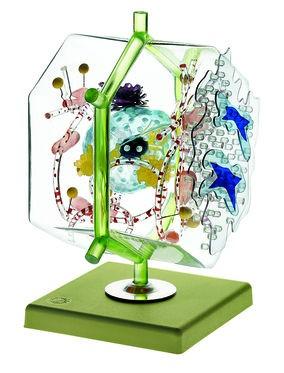 Modell einer Leberzelle