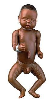 Neugeborenenbaby