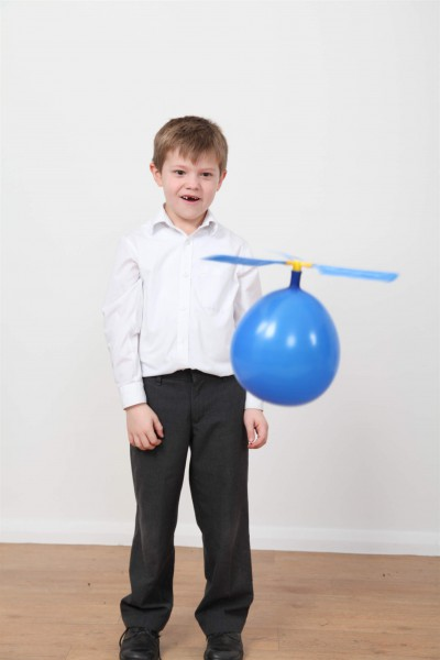 Ballon Helikopter