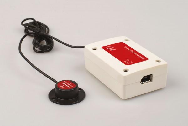 Sensor Beschleunigung, ±4,8 g
