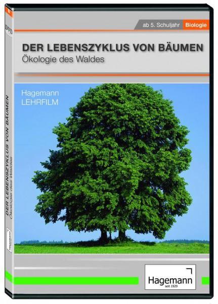 DVD - Der Lebenszyklus von Bäumen