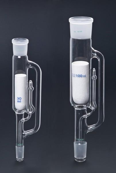 Soxhlet-Extraktionsaufsatz 30ml 14,5