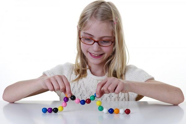 Magnetkugeln, unterschiedliche Farben