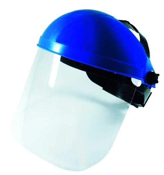 Gesichtschutzschirm nach DIN EN 66
