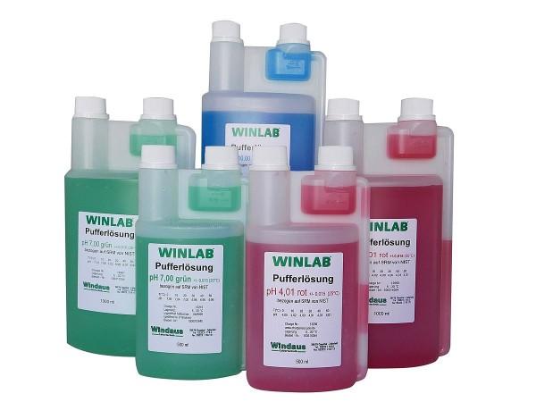 WINLAB Pufferlösung farbig