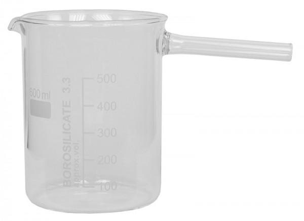 Überlaufgefäß 600 ml