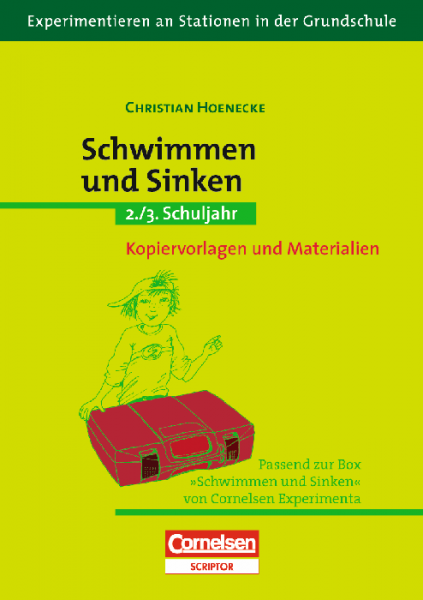 """Experimentieren an Stationen: """"Schwimmen und Sinken"""""""