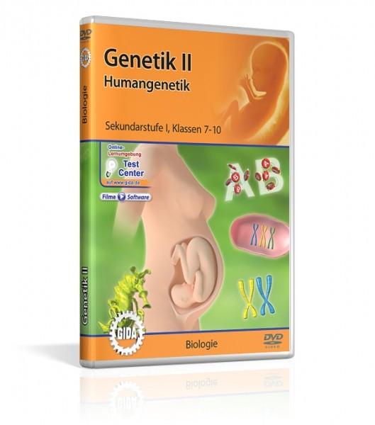 DVD - Genetik II - Humangenetik