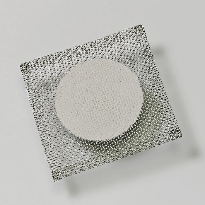 Wärmeschutz-Drahtnetz, 150/150 mm, mit Keramikfaser | Wärmequellen ...
