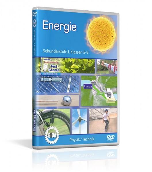 DVD - Energie