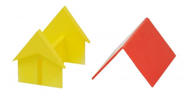 Dachaufbau für Haus-Modell
