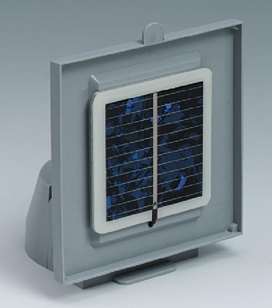 Solarzelle, 0,5 V/0,3 A, auf Kippsockel