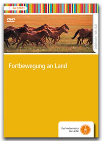 DVD - Fortbewegung an Land