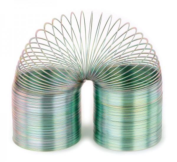 Slinky-Feder