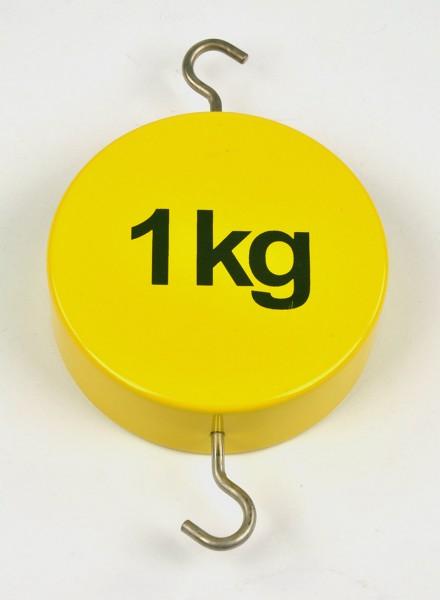 Hakengewicht 1 kg, Profi