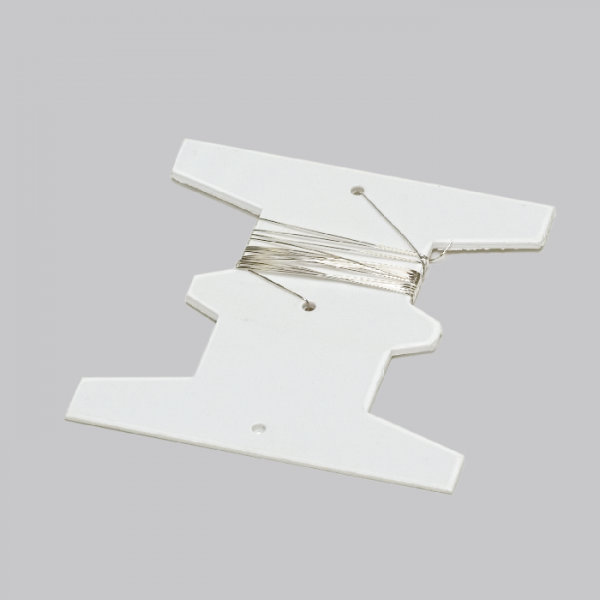 Silberdraht, 0,5 mm/1 m