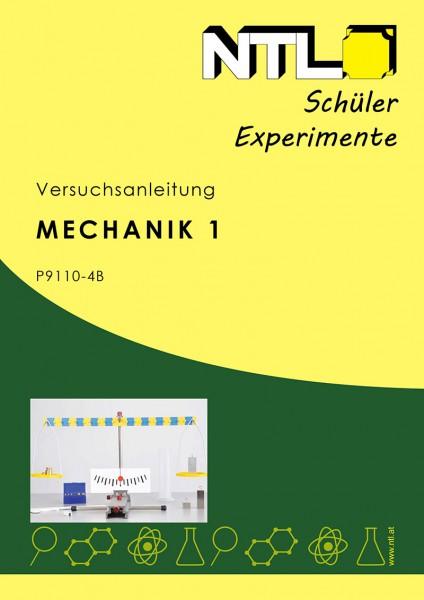 Versuchsanleitung Mechanik 1
