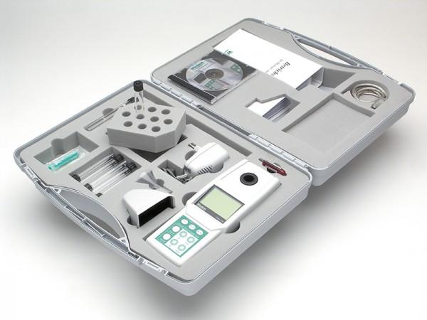 WINLAB Data Line LED Photometer mit Transportkoffer aus KUNSTSTOFF