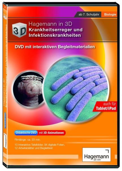 Didaktische DVD Krankheitserreger und Infektionskrankheiten